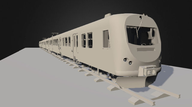En 57v 2 3D Model