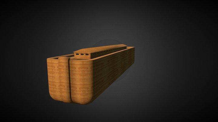 Arca de Noé/Noah's Ark 3D Model