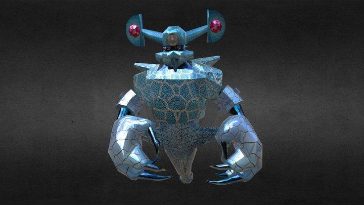 Ancient Apparition 3D Model