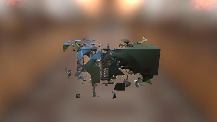Heloise et Abelard 3D Model