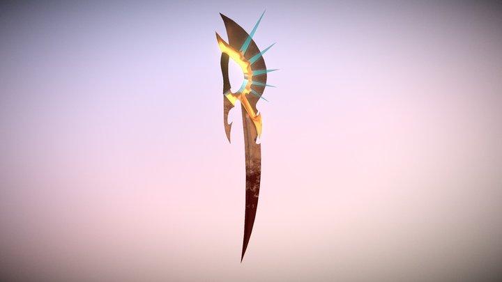 Dagger of Zeus (Remake) 3D Model