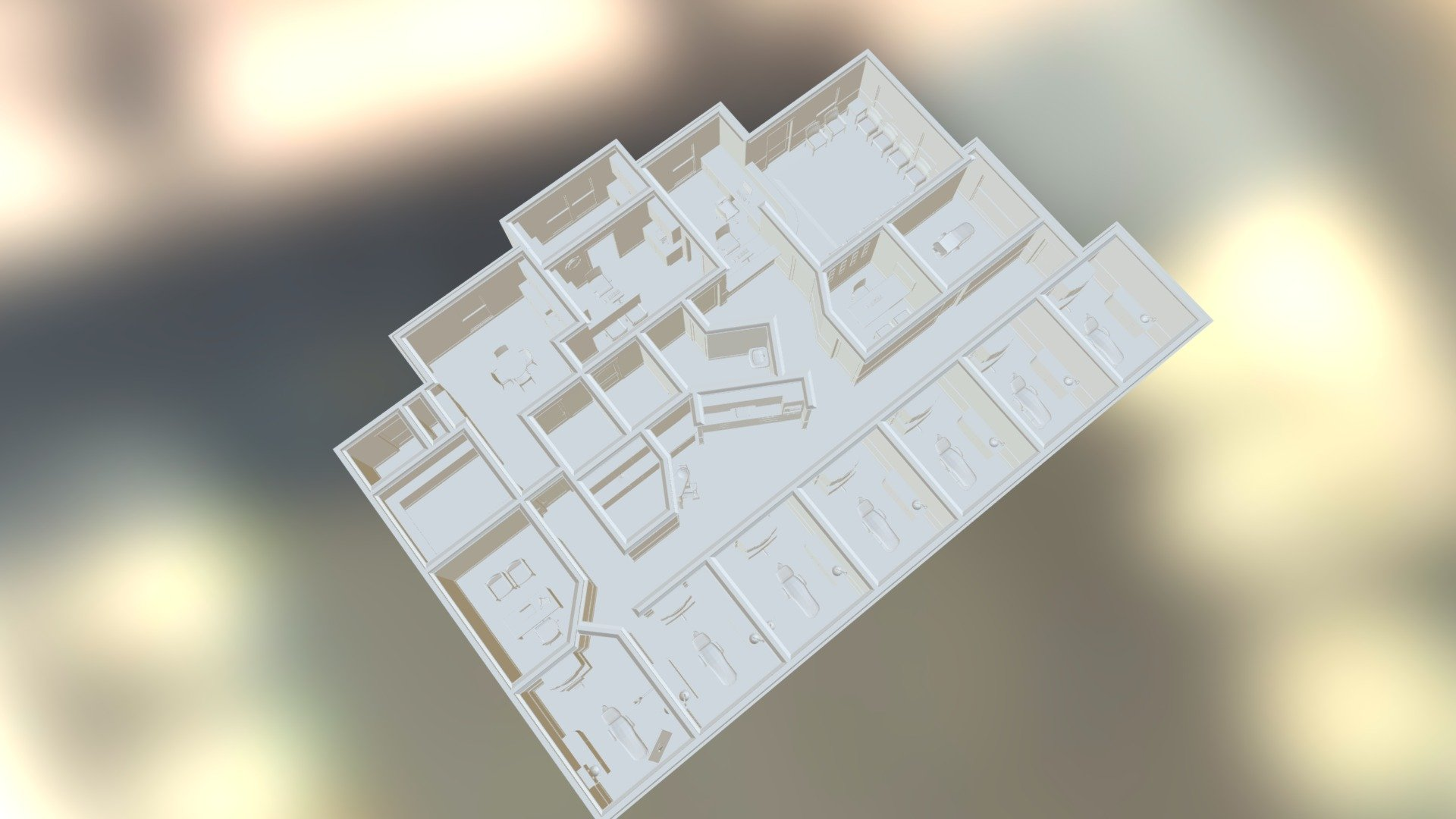 Creative Dental Floor Plans Mtalley56 Sketchfab