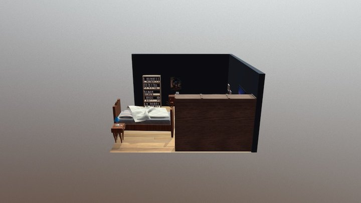 Quarto 3D Model