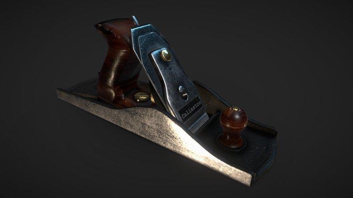 Bench Plane 3D Model