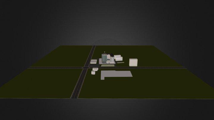 REM Center 29 3D Model