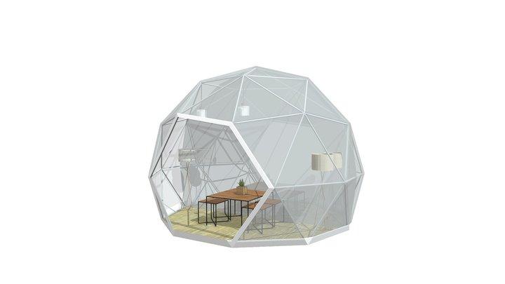 meet Dome 3D Model