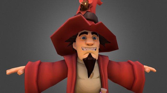 Magician - 3D Character Artist Test 3D Model