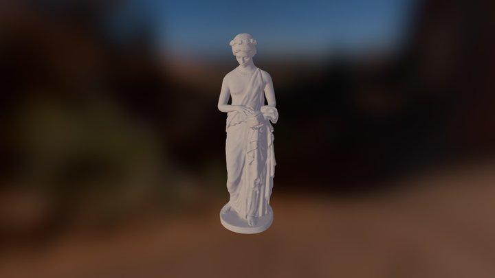 Pandora 3D Model