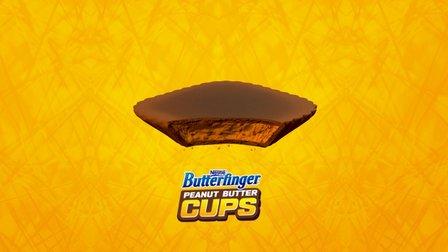 Butterfinger Peanut Butter Cups 3D Model