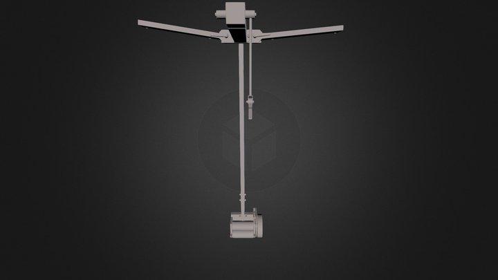 GT-Roller Flex2 3D Model