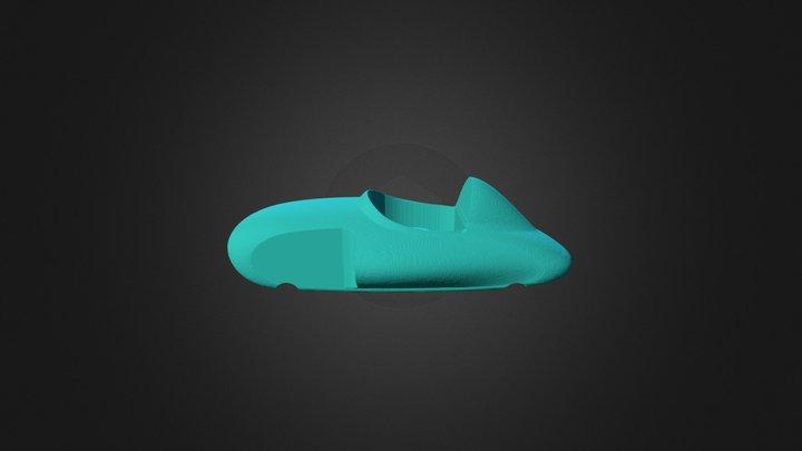 DF Buddyracer Fang 3D Model