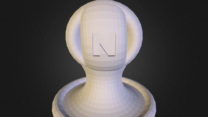 T E D X N T H U 3D Model