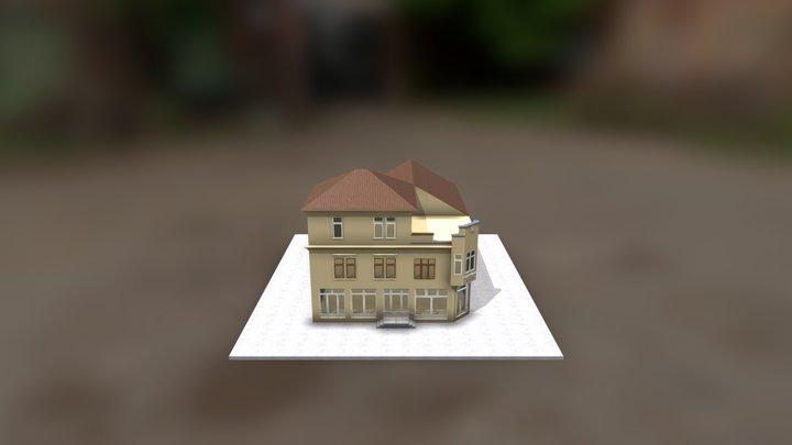 The pharmacy of Ahil Chalovski 3D Model