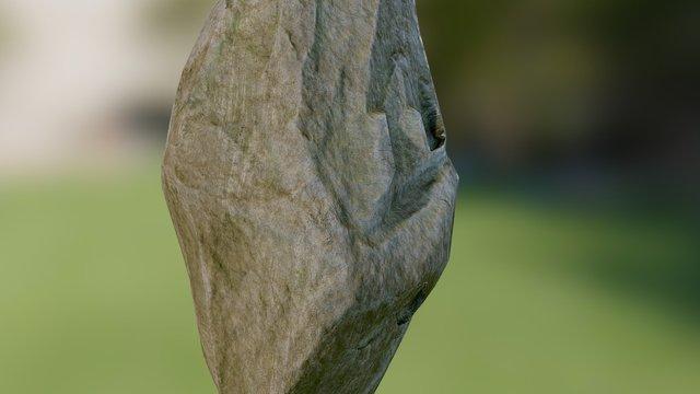 Free Rock Assets 3D Model