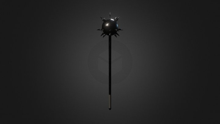 Morning Star 3D Model