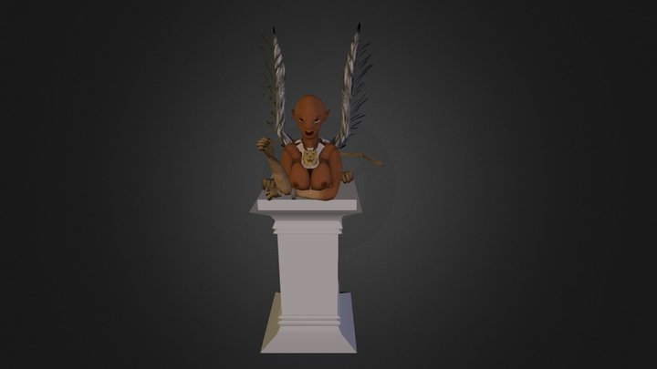 Yesyes 3D Model