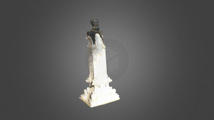 Poeta 3D Model