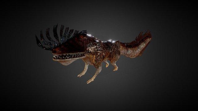 Fitcher 3D Model