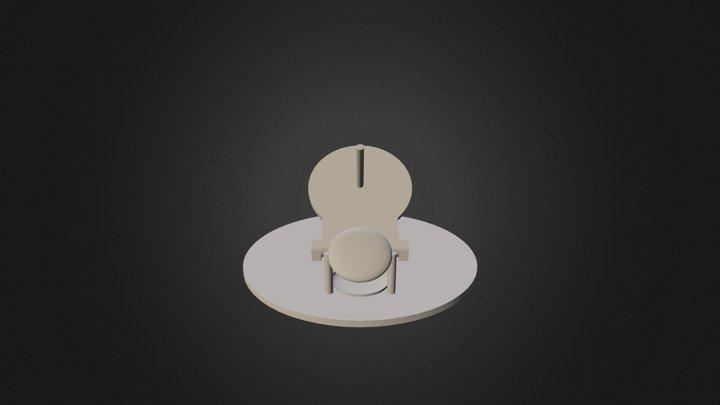 Sundial Sketch 3D Model