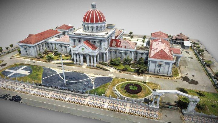 Kantor Walikota Palopo  (Palopo Mayor's Office) 3D Model