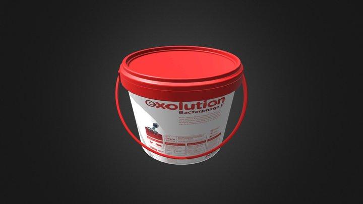 Exolution 3D Model