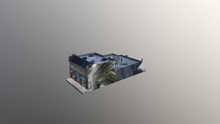 Office Model 3D Model