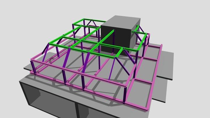 MANS CFN 3D Model