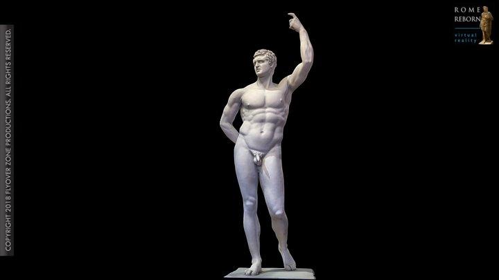 Hellenistic Prince 3D Model