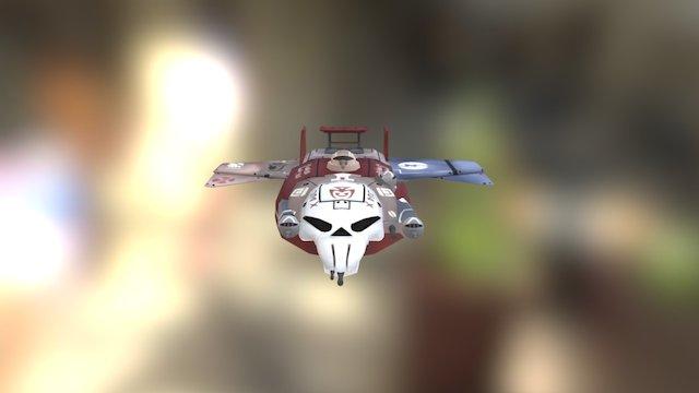 U107 3D Model
