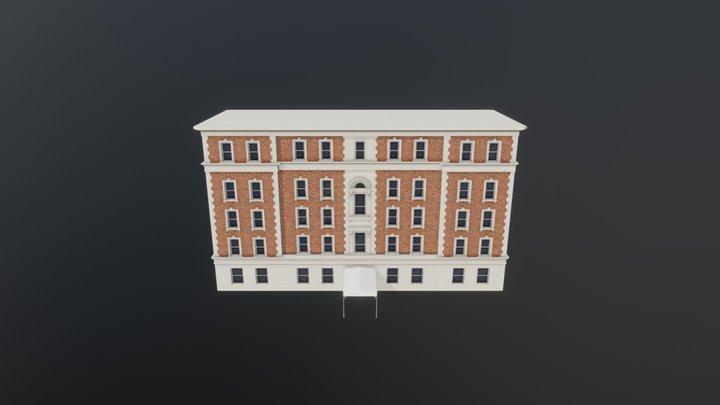 Building demo 3D Model