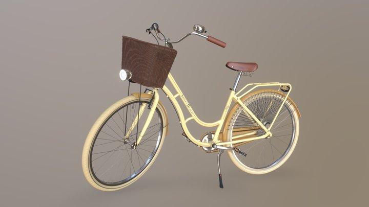 Kellys Arwen Dutch City Bike 3D Model