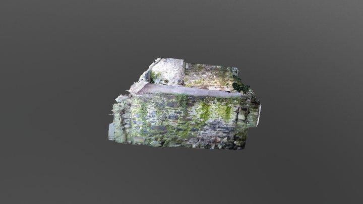 Plas Tirion Old House (East) 3D Model
