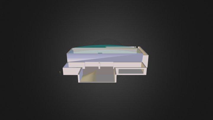 hisa2 3D Model