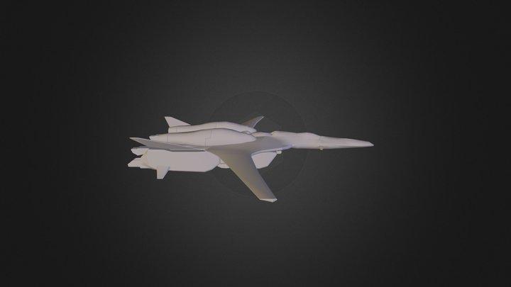 pxinf_model_mech02_v9 3D Model