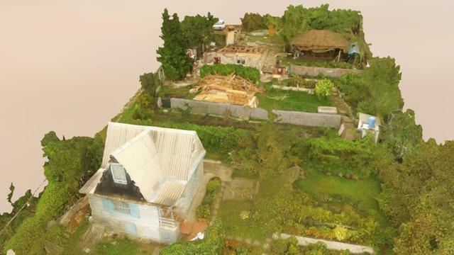 Дачный участок в с.Медвежье 3D Model