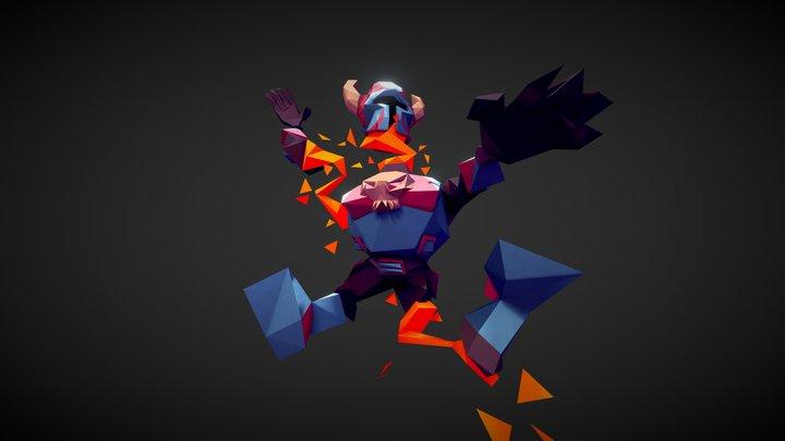 Smashtastic 3D Model