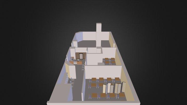 option 2.3ds 3D Model