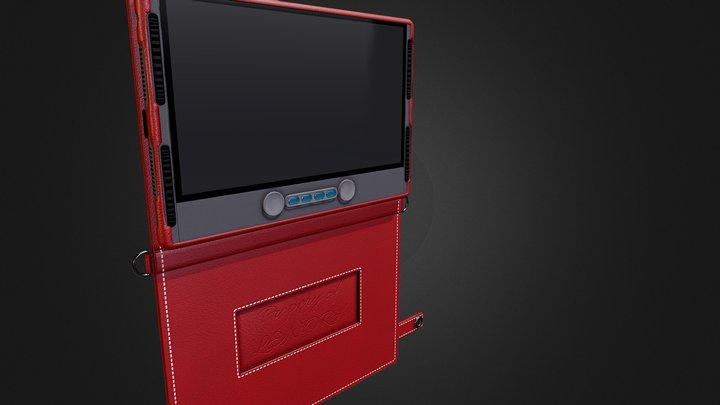 Case Tablet [Free Download] [Animated] 3D Model