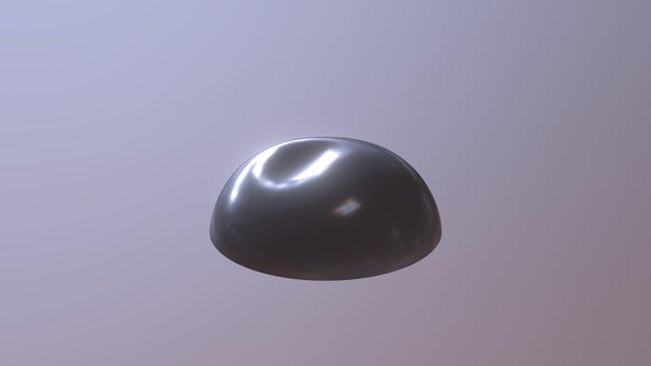 Apple D 3D Model