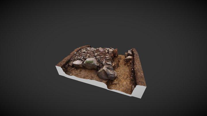 #WallScanChallenge Iron Age 3D Model