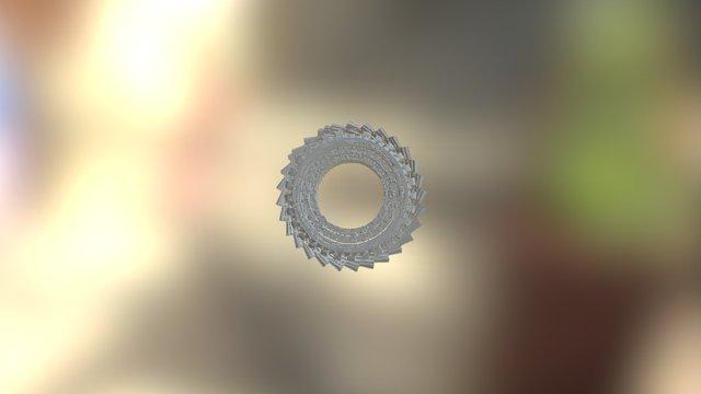 Portal phase n°1 3D Model
