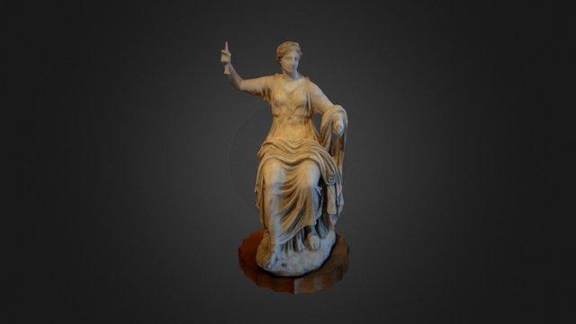 Clio State Model 3D Model