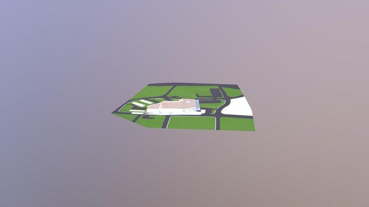WestBroad_wArch5 3D Model