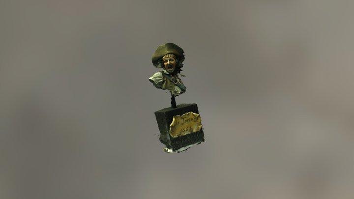 Pirate Pegaso 2 3D Model