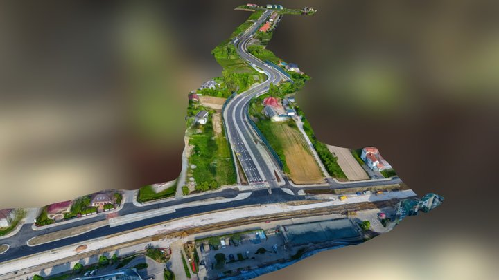 2018-05 Ursynow - Wilanow 3D Model
