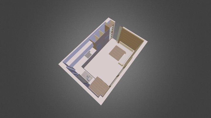k 3D Model