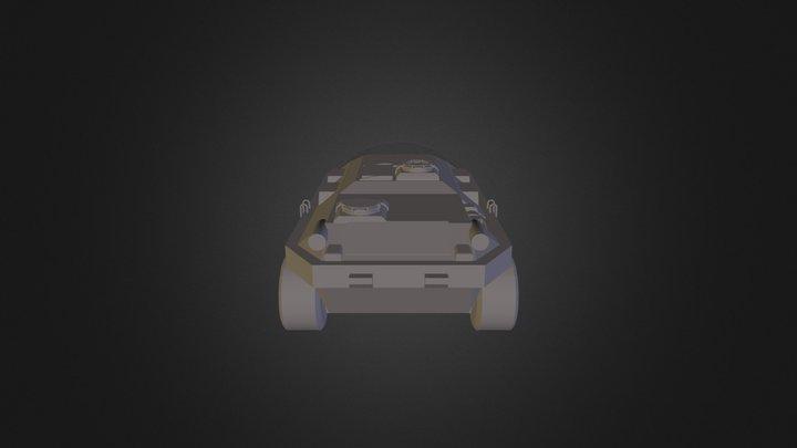 AAAPC - Low Poly 3D Model
