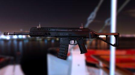 APC 223 3D Model
