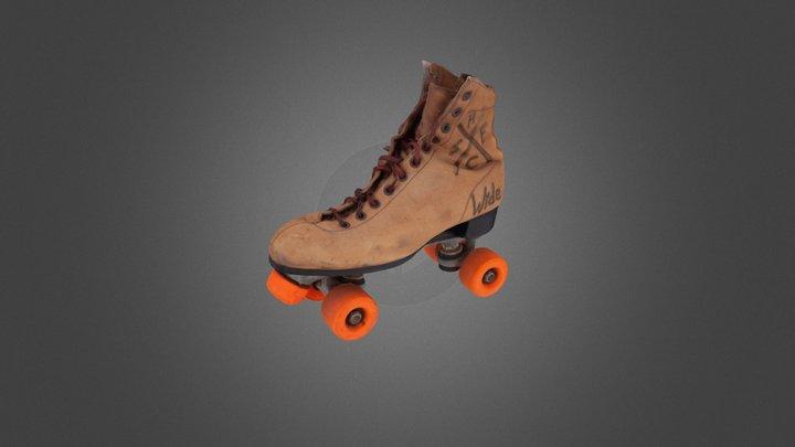 39153030710687 L Skate Test 3D Model