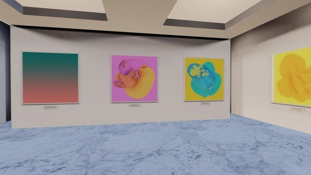 Instamuseum for @samattacott 3D Model